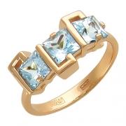 Золотое кольцо с вставкой хризолит