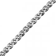 Серебряная цепь плетение Нонна