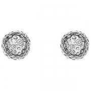 Серебряные серьги  Hot Diamonds с бриллиантами