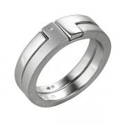 Серебряное кольцо Hot Diamonds с бриллиантами
