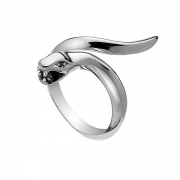 Серебряное кольцо Hot Diamonds c бриллиантами