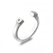 Серебряное кольцо  Hot Diamonds