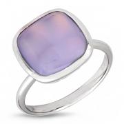 Серебряное кольцо Sandara c халцедоном