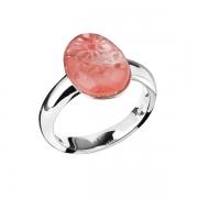 Серебряное кольцо Joli с кварцем