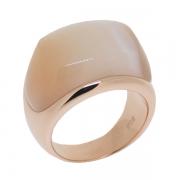 Серебряное кольцо с тигровым глазом