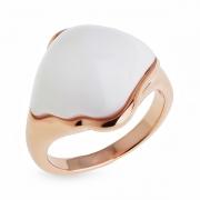 Серебряное кольцо Joli с агатом