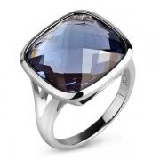 Серебряное кольцо Joli с фианитом