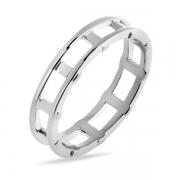 Серебряное кольцо Mercery