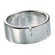 Мужское серебряное кольцо Hot Diamonds с бриллиантом