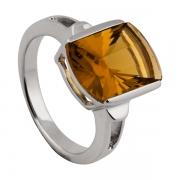 Серебряное кольцо Sandara Luxe с кварцем