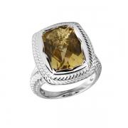 Серебряное кольцо Sandara с кварцем